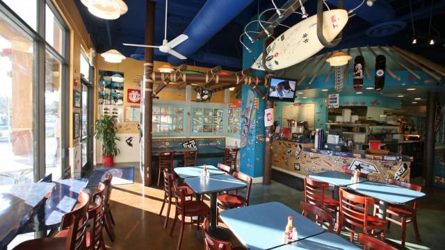 Wahoo's Fish Taco - Multiple Locations