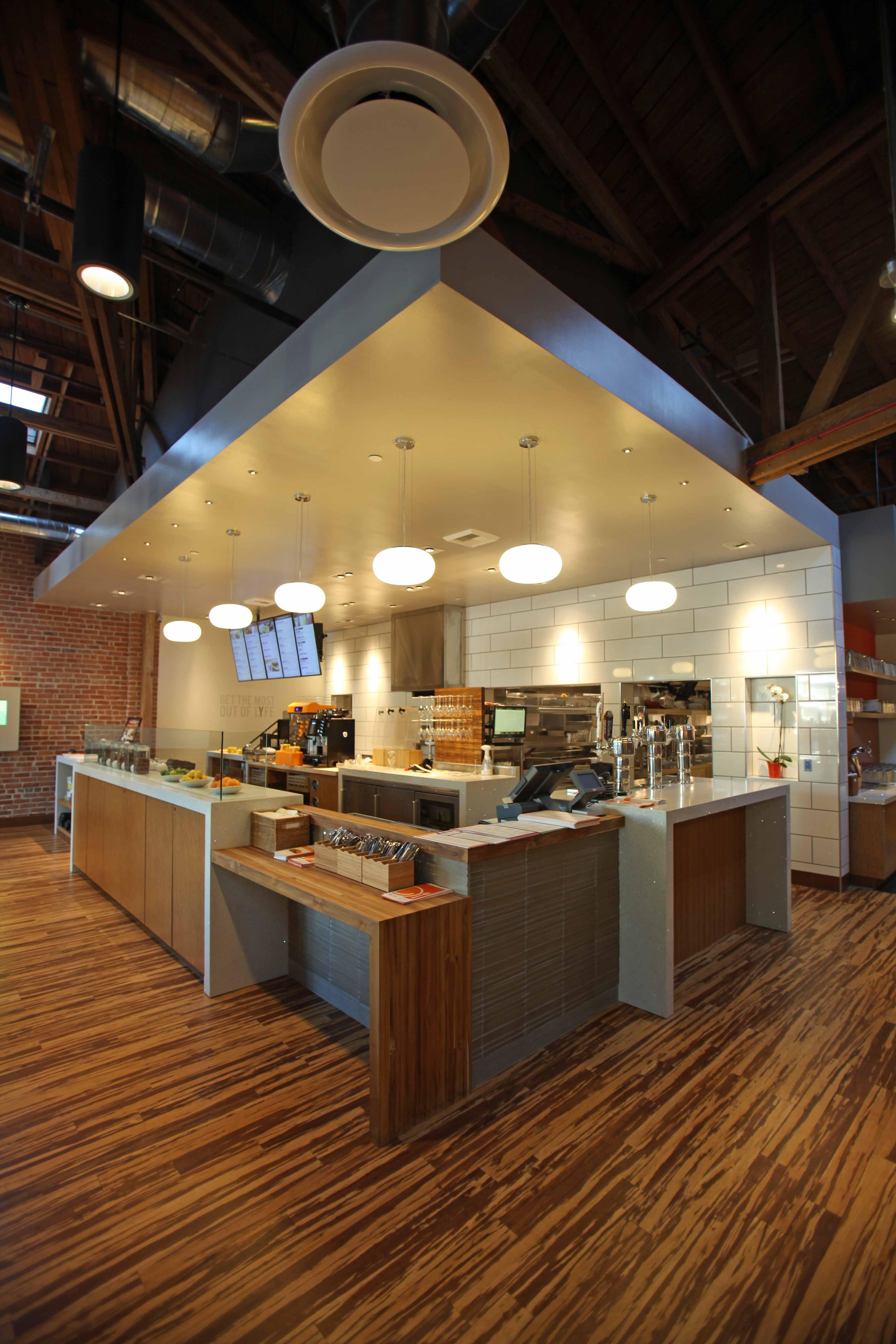 Lyfe Kitchen Restaurant Culver City